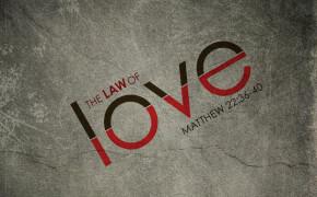 Love, Forgiveness, and Jesus