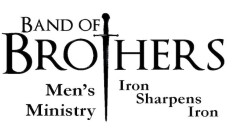 Band of Brothers - 1st Saturdays 9:30 AM
