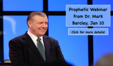 Sunday Evening Service/Dr. Mark Barclay - Apr 30 2017 6:00 PM