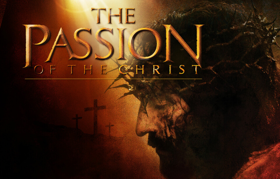 """Showing """"The Passion of the Christ"""""""