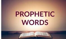 Prophetic Webinar - Dr. MarK Barclay